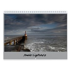 """Beautiful Lightshouses"" Wall Calendar"