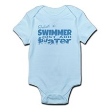 Instant Swimmer Body Suit