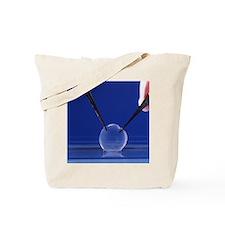 Corneal strip Tote Bag