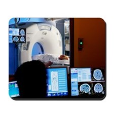 CT scanning Mousepad