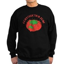 Construction Zone Sweater