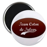 "Team Coton 2.25"" Magnet (100 pack)"