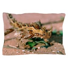 Thorny devil lizard Pillow Case