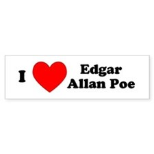 I Love EAP Bumper Bumper Sticker