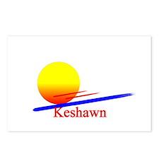 Keshawn Postcards (Package of 8)