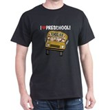 School Bus Preschool T-Shirt