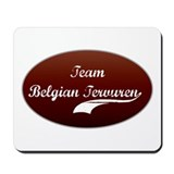 Team Tervuren Mousepad
