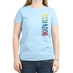 Ecuador Women's Light T-Shirt