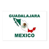 Guadalajara, Mexico Postcards (Package of 8)