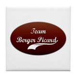 Team Berger Tile Coaster