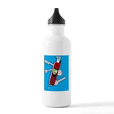 WAP mobile telephone Water Bottle