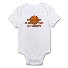 Bracket Daddy Infant Bodysuit