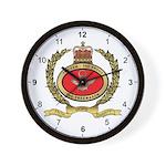 The Masonic Badge Wall Clock