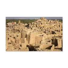 Siwa Town, Siwa Oasis, Egypt, Afr Wall Decal