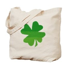 Cute Clover Tote Bag