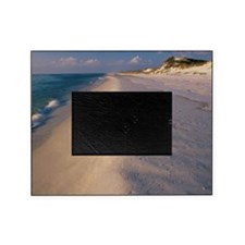 High angle view of a beach, St. Jose Picture Frame