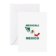 Mexicali, Mexico Greeting Cards (Pk of 10)