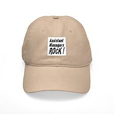 Assistant Managers Rock ! Baseball Cap