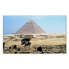 Great Pyramid of Cheops, Giza, Decal