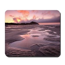 Wharariki Beach, Golden Bay, Farewell Sp Mousepad