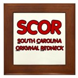 S.C.O.R. Framed Tile