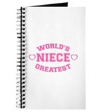 World's Greatest Niece Journal