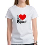 I Love Chaucer Women's T-Shirt