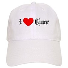 I Love Chaucer Baseball Cap