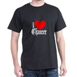 I Love Chaucer T-Shirt