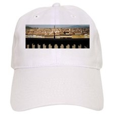 Overview of Florence, Italy    Baseball Cap
