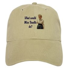 What would Miss Beadle do? Baseball Cap