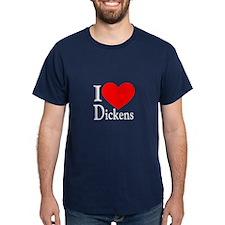 I Love Dickens T-Shirt
