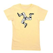 Isle of Man (Triskele) Girl's Tee