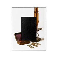 Historical microscope Picture Frame