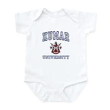 KUMAR University Infant Bodysuit