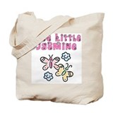 Cute Little Jasmine Tote Bag