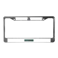 Unique April License Plate Frame