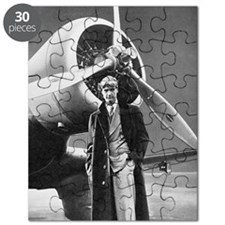 Howard Hughes, US aviation pioneer Puzzle