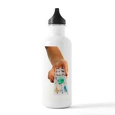 Human papillomavirus v Water Bottle