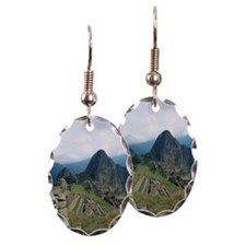 Incan ruins at Machu Picchu, An Earring