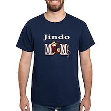 Jindo Dog Mom T-Shirt