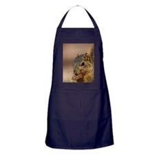Fox Squirrel Apron (dark)