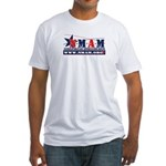 NMAM Fitted T-Shirt