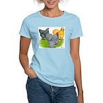 Feather-legged Bantams Women's Light T-Shirt