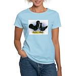 Crevecoeur Chickens Women's Light T-Shirt