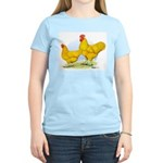 Buff Plymouth Rocks Women's Light T-Shirt