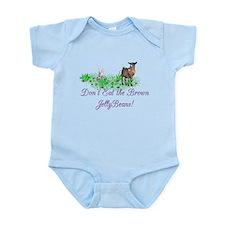 Pygmy-GOAT-Brown JellyBeans Onesie