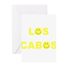 Los Cabos Smile Greeting Cards (Pk of 10)