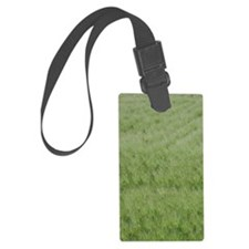 Fields of wheat in rural Japan Luggage Tag