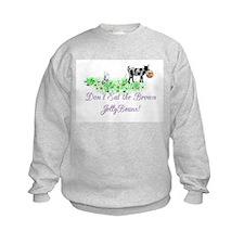 Nigerian-GOAT-Brown JellyBeans Sweatshirt